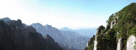 Panorama bij paiyungloriette Stock Afbeelding