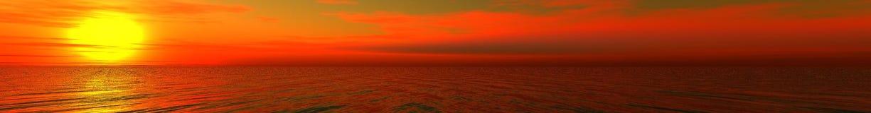 Panorama bonito Fotos de Stock