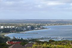 Panorama of borough Esperance Stock Image