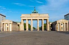 Panorama Brandenburger Tor Obraz Stock