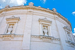 Panorama building Royalty Free Stock Images