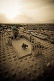 Panorama of Bukhara, Uzbekistan Stock Images