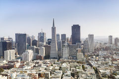 San Francisco Downtown Stock Image