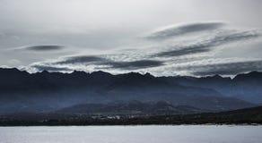 Panorama côtier Images libres de droits
