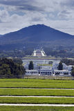 Panorama of Canberra Stock Photography