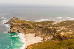 Panorama of the Cape of Good Hope South Africa Royalty Free Stock Photo