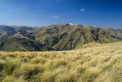 Panorama in Capilla Del Monte Lizenzfreie Stockbilder