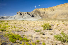 Panorama of Capitol Reef National Park, USA Stock Images