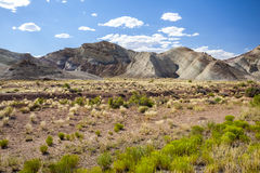 Panorama of Capitol Reef National Park, USA Royalty Free Stock Image