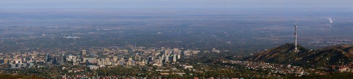 Panorama city Stock Photography