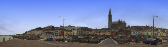 Cobh royalty free stock images