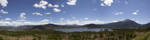 Panorama- Colorado Royaltyfria Bilder