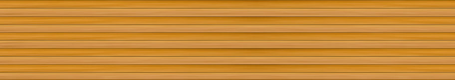 Panorama com nervuras longo do painel do obemnaya da textura de madeira Fotografia de Stock