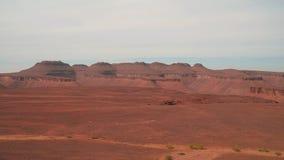 Panorama con la montaña de Adrar cerca de Terjit, de las rocas y de la garganta, Mauritania Imágenes de archivo libres de regalías