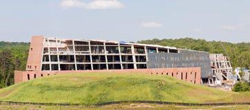 Panorama of construction site Stock Photos