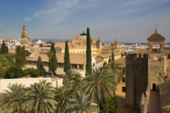 Panorama of Cordoba Stock Images