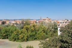 Panorama of Cordoba in Spain Royalty Free Stock Photo