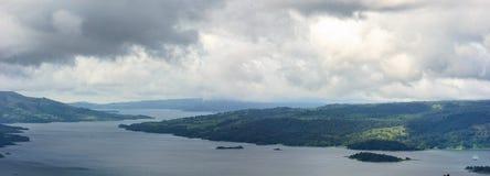 Panorama of Costa Rica Royalty Free Stock Image