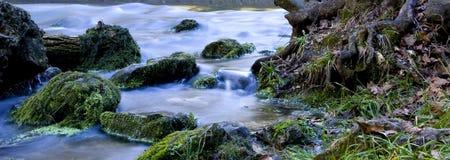 panorama creek Zdjęcia Stock