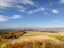 Panorama częstochowski wyż obraz royalty free