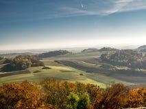 Panorama częstochowski wyż zdjęcie stock