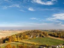 Panorama częstochowski wyż zdjęcia stock