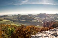 Panorama częstochowski wyż fotografia royalty free