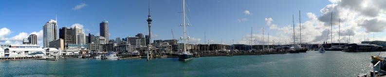 Panorama d'Auckland Image stock