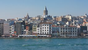Panorama d'Istanbul photographie stock