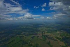 Panorama da altezza Immagini Stock