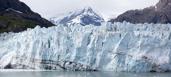 Panorama da geleira Imagens de Stock Royalty Free