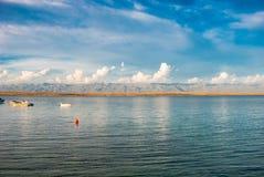 Panorama da ilha Fotografia de Stock