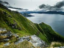 Panorama da montanha fotos de stock royalty free