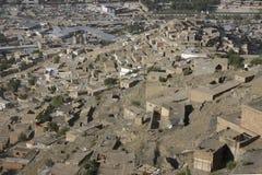 Panorama da torre da tevê de Kabul Fotografia de Stock Royalty Free