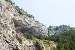 Panorama das montanhas de Rhodope Fotografia de Stock Royalty Free