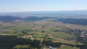 Panorama de Austria más baja de la alta pared Fotografía de archivo