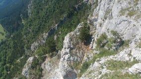 Panorama de Austria más baja de la alta pared Foto de archivo libre de regalías