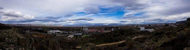 Panorama de Ayonkarahisar Fotos de Stock Royalty Free