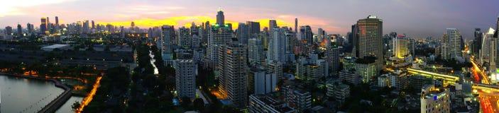 panorama de Bangkok Image libre de droits