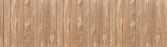 Panorama de blackground en bois brun de vintahe de mur de fond de plancher de texure photo libre de droits