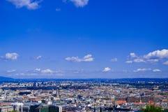 Panorama de Budapest Fotos de Stock