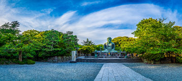 Panorama de Budha imagen de archivo