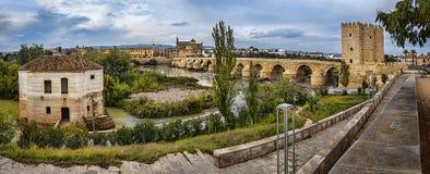 Panorama de Córdova Foto de Stock