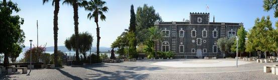 Panorama de Capernaum imagem de stock royalty free