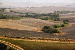 Panorama de Chianti images stock