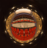 Panorama de cinéma Photo libre de droits