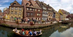 Panorama de Colmar Fotografia de Stock Royalty Free