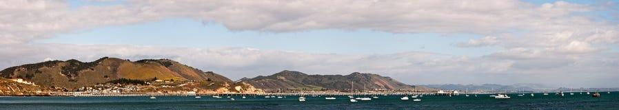 Panorama de compartiment de San Luis Obispo photos stock