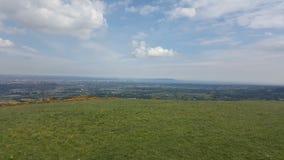 Panorama de Dublín Foto de archivo libre de regalías
