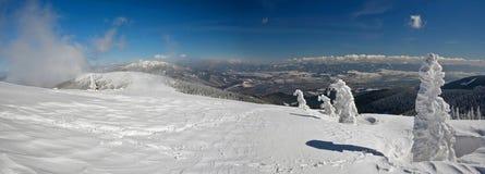 Panorama de Fatras Images stock
